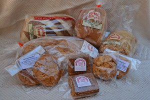 Natural Tucker's range of breads, available from Dolphin Distributors.