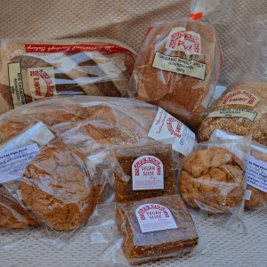 Natural Tucker's Breads