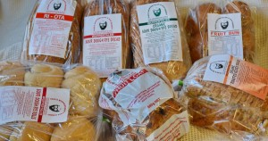 Alex Wuppertaler range of fantastic tasty breads, available from Dolphin Distributors.